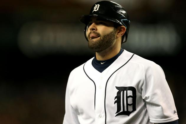 Alex Avila Injury: Updates on Tigers Catcher's Wrist
