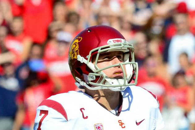 BCS Standings: USC and Teams Whose Dreams Died with Crushing Defeats