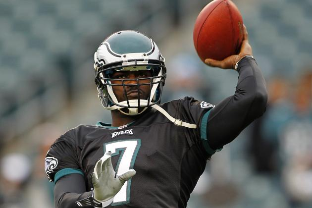 Michael Vick: 'He's Thinking About Making a Change at the Quarterback Position'