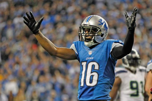 Quick Action: Grab Titus Young for Your Fantasy Team