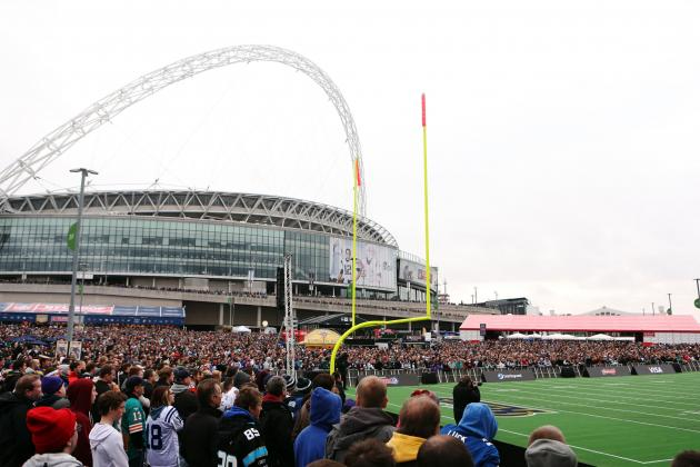 Commissioner Goodell, Can the Patriots Play All Their Games in London?