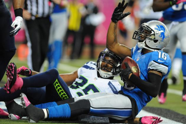 Seahawks vs. Lions: Young, Broyles Step Up and Lead Lions to Season-Saving Win