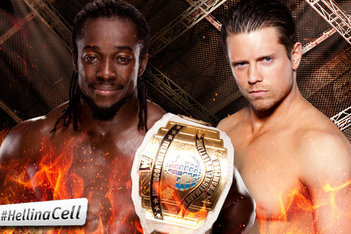 WWE Hell in a Cell 2012: Why the Miz Won't Regain the Intercontinental Title