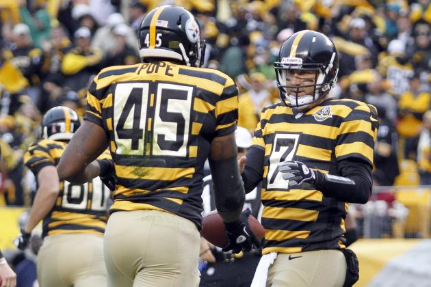Pittsburgh Steelers: Who Earned the Game Ball for the Victory over the Redskins?