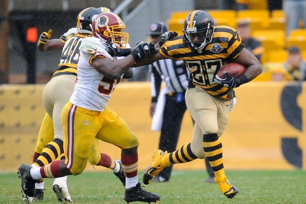 Redskins vs. Steelers: Pittsburgh Put on a Clinic, Stifled RG3 in 27-12 Victory