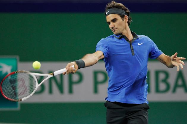 Roger Federer: Why Withdrawing from Paris Masters Is a Wise Move