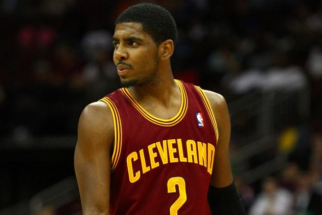 Cavs' Irving Returns to Practice, Believes He'll Play in Season Opener