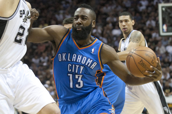 Keeping Harden Was the Plan, but Sam Presti and the Thunder Had Plan B