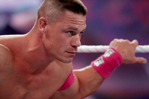 WWE Hell in a Cell 2012: WWE Can Now Use Smoke and Mirrors with Cena Healed