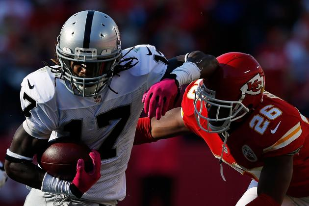 Raiders roll to 6th straight victory at Arrowhead
