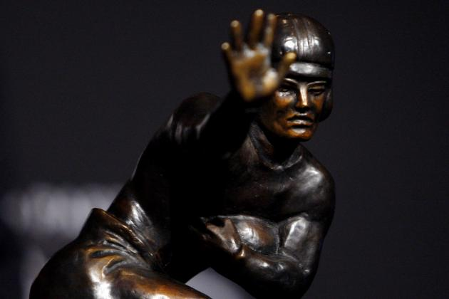 Anatomy of How to Win a Heisman Trophy