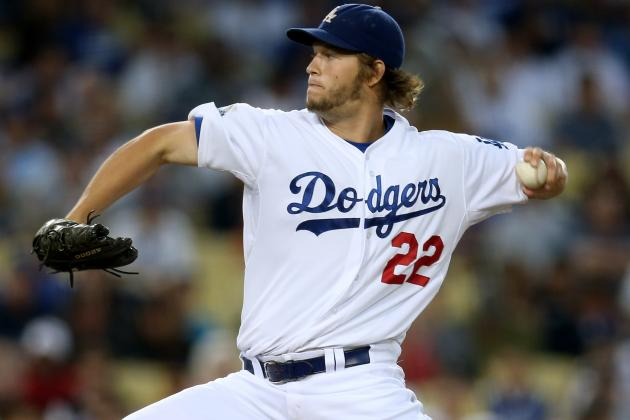 Dodgers' Clayton Kershaw Honored with Roberto Clemente Award