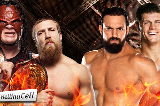 WWE Hell in a Cell 2012: Did Tag Tournament Reinvigorate or Bury the Division?