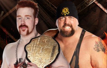 Sheamus [c] vs Big Show