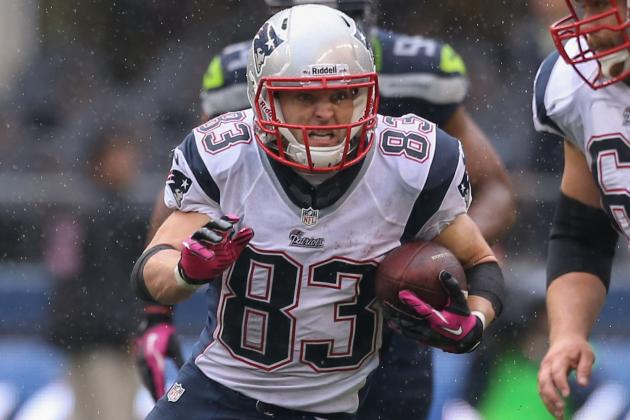 Wes Welker Believes His Ankle Will Be Fine