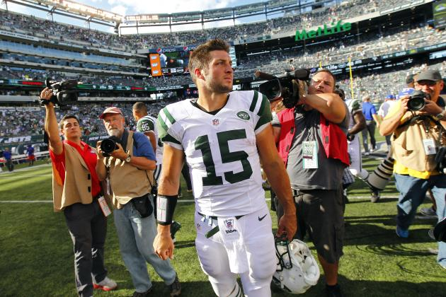 New York Jets: Refusal to Use Tim Tebow Proving Rex Ryan's Ineptitude
