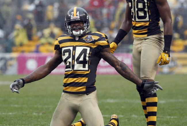 size 40 a765d eb5d8 Pittsburgh Steelers Throwback Uniforms: Grading the ...