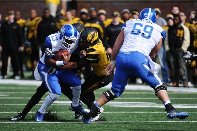 Kentucky Football: Coaches, Players React to Embarrassing Loss to Mizzou