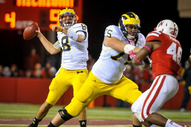 Michigan Wolverines Blunder by Not Using Gardner at QB in Loss to Nebraska