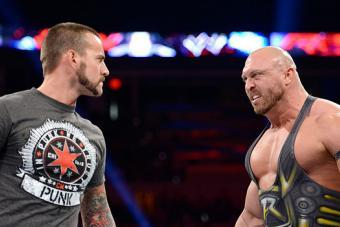 Hell in a Cell Match: CM Punk [c] vs Ryback