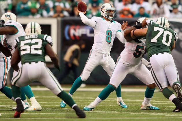 Dolphins vs. Jets: Can Miami Dolphins Continue to Win Without Ryan Tannehill?