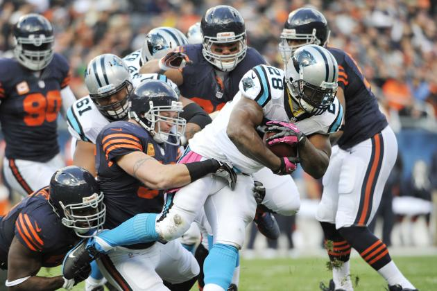 Panthers vs. Bears: Carolina Still 'Learning How to Win'
