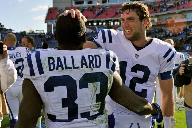 Andrew Luck: Balanced Offense Is Key to Rookie QB's Success