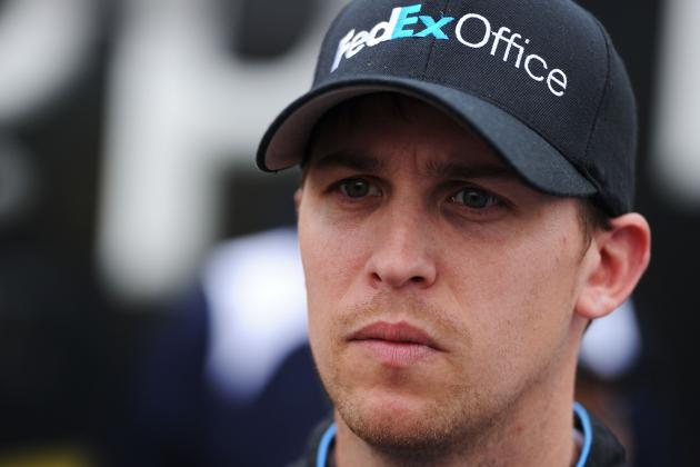 Denny Hamlin Sees Another NASCAR Sprint Cup Title Slip Away