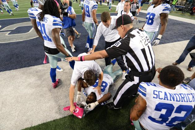 Giants vs. Cowboys: Dallas Has Nobody but Itself to Blame for Tough Loss