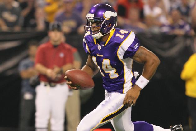 Minnesota Vikings: Why Joe Webb Needs to Play Wide Receiver