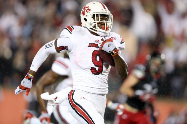 NCAA Football Rankings 2012: How No. 10 Louisville Sneaks into BCS Championship