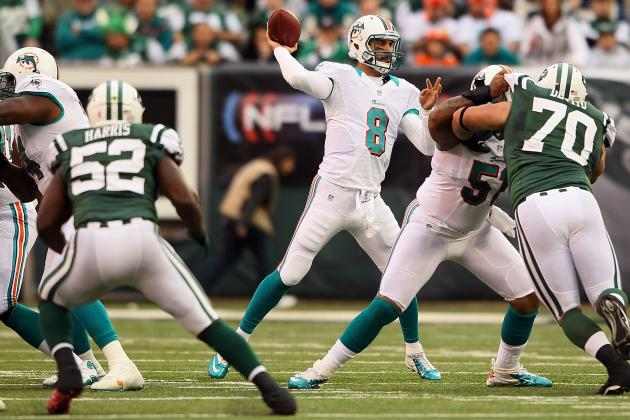Matt Moore: Updated Fantasy Outlook & Analysis after Ryan Tannehill Injury
