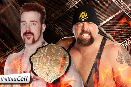 Play by Play of Big Show's World Title Win over Sheamus at WWE Hell in a Cell
