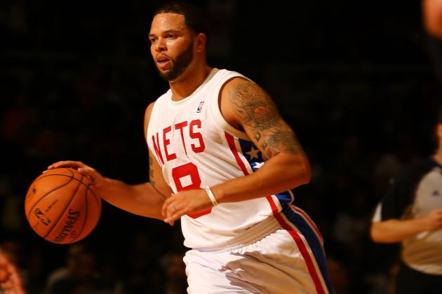 Deron Williams Gets Cortisone Injection in Ankle, Feels Ready for Knicks