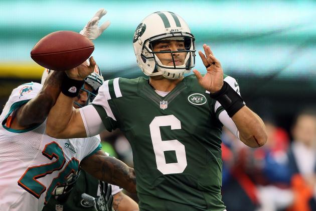 New York Jets 2012: The State of the Jets After Week 8