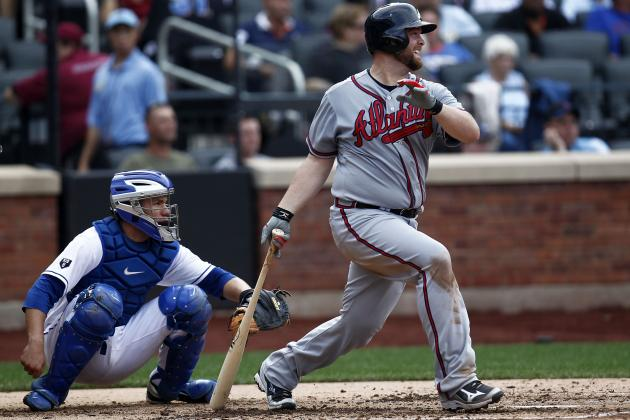 MLB Hot Stove: Brian McCann Is a Realistic Option for the New York Yankees