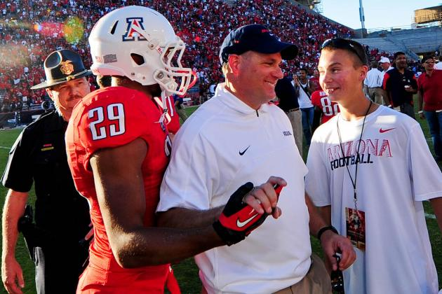 Arizona Wildcats Earn Spot in BCS Standings with Stellar Body of Work