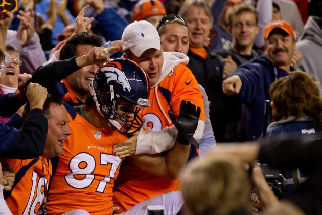 Denver Broncos Prove They Are AFC Contenders with Sunday's Win over the Saints