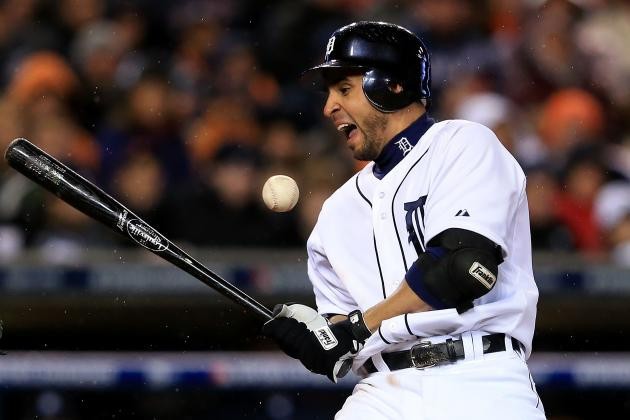 Omar Infante Injury: Updates on Tigers 2B's Hand