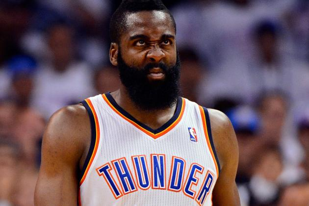 James Harden Says He's Ready to Be an Alpha Dog