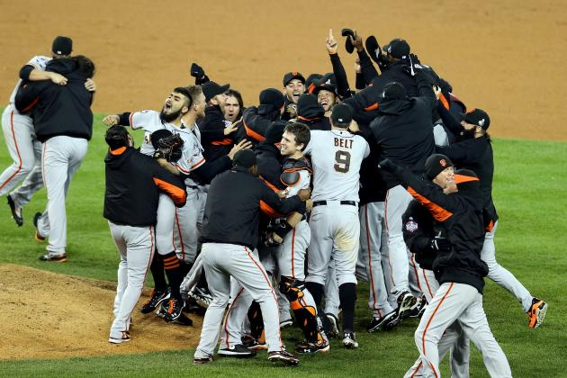 World Series 2012 Game 4: Live Score for San Francisco Giants vs. Detroit Tigers