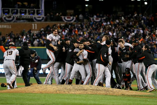 Twitter Reacts as San Francisco Giants Are Crowned World Series Champions