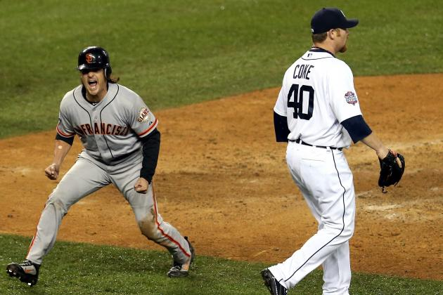 2012 World Series: Detroit Tigers Put Up Fight, but Giants Win Title in Extras