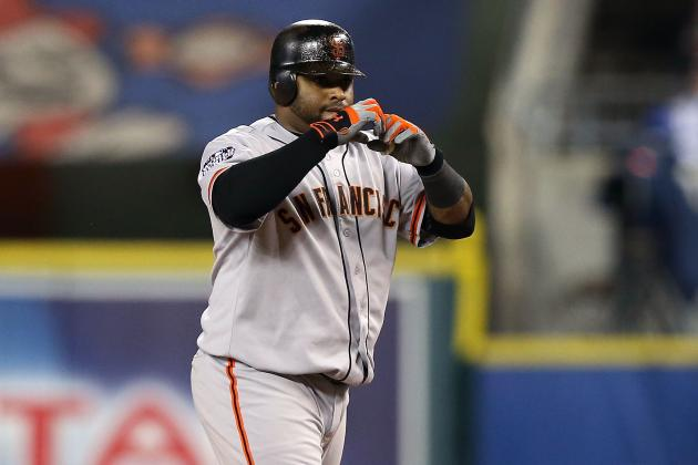 Pablo Sandoval Named World Series MVP Following Monster Performance
