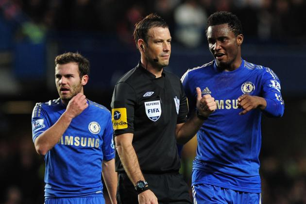 Chelsea Make Racism Complaint About Referee After Loss to Manchester United
