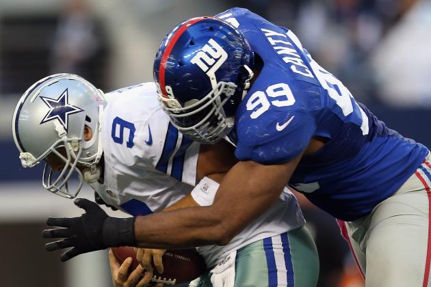 Dallas Cowboys' Meltdown Against New York Giants a Snapshot of Jason Garrett Era