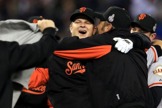 Mark Purdy: Hard to Believe It's over and the Giants Are Champions Again