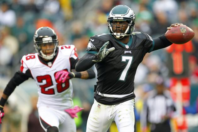 Philadelphia Eagles Likely to Bench Michael Vick, Start Nick Foles