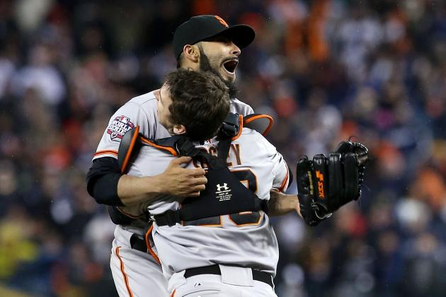 San Francisco Giants Clinch 2012 World Series with 4-3 Win in Extra Innings