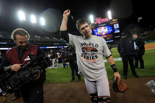 Giants vs. Tigers Game 4: Power Ranking Stars of World Series Clincher